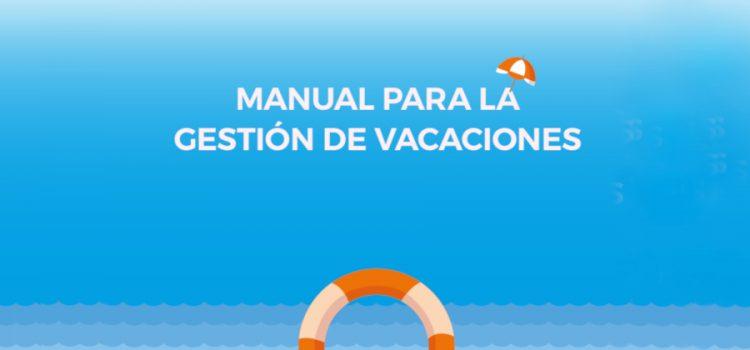 Instructivo para proceso de vacaciones
